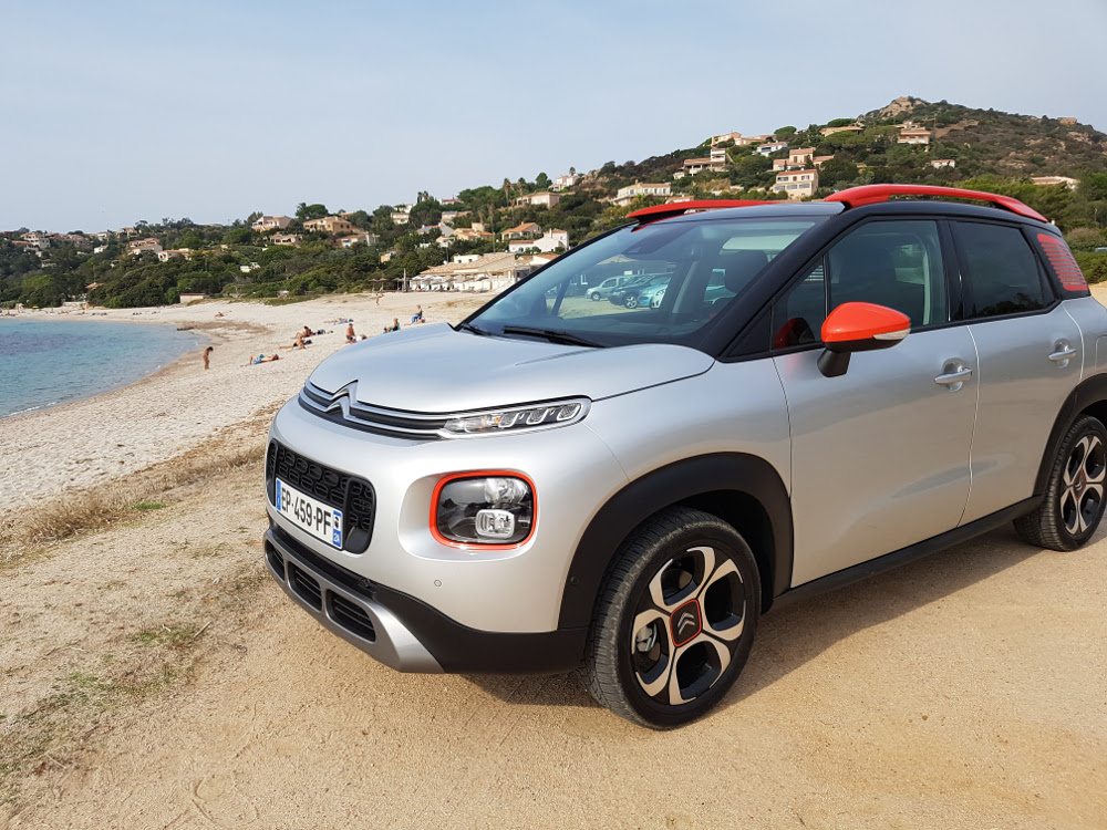 Reportage : Citroën C3 AIRCROSS
