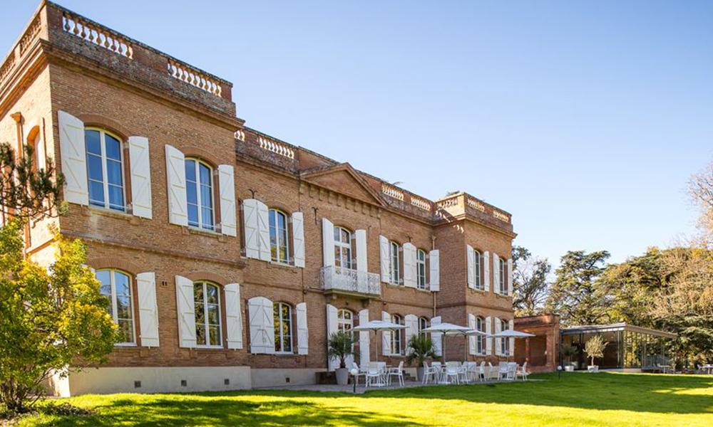 Porcelanosa présente le Domaine de Montjoie, lieu d'exception à Toulouse