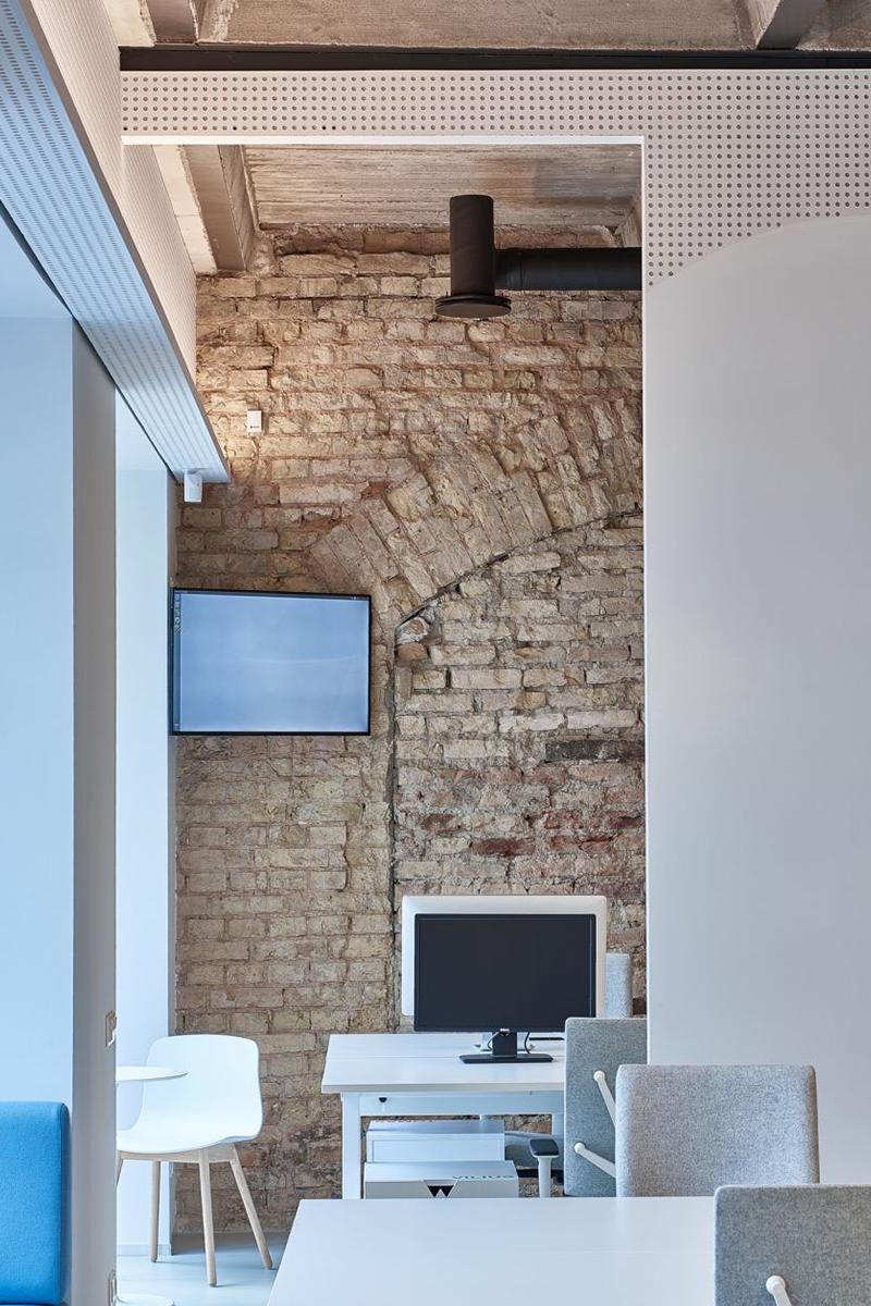 Les bureaux de Wix.com à Vilnius signés Inblum studio