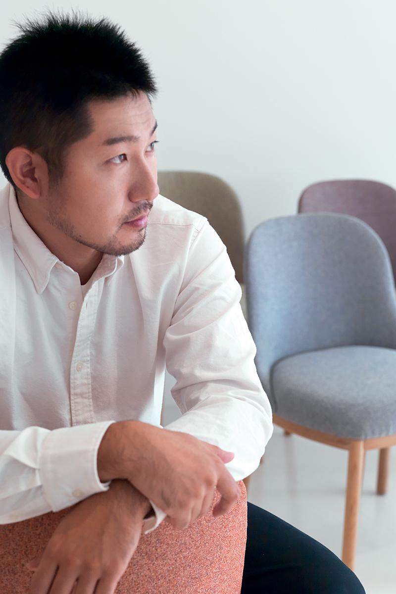 Mk collection, une gamme textile signée Mikiya Kobayashi pour Aquaclean