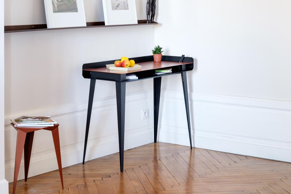 awesome console metallique design images. Black Bedroom Furniture Sets. Home Design Ideas