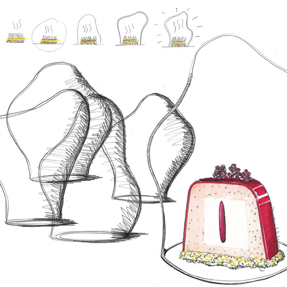 La Crema y Nata par Rémi Casado