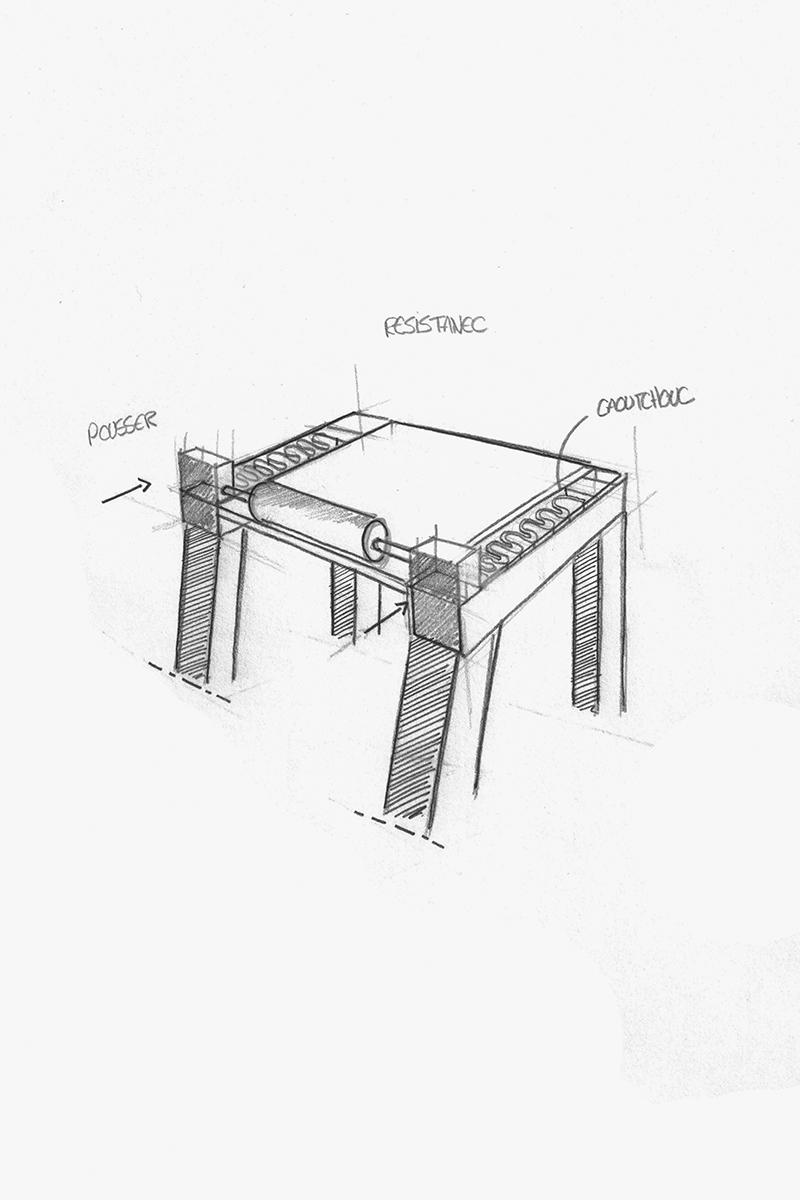 Projet étudiant : Al Dente, l'ensemble de modules de Benjamin Decle