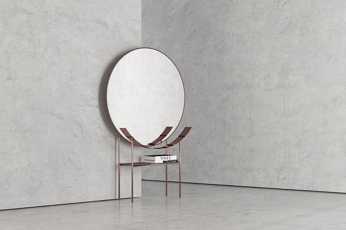 Oshu, la coiffeuse moderne et minimaliste d'Ihor Havrylenko