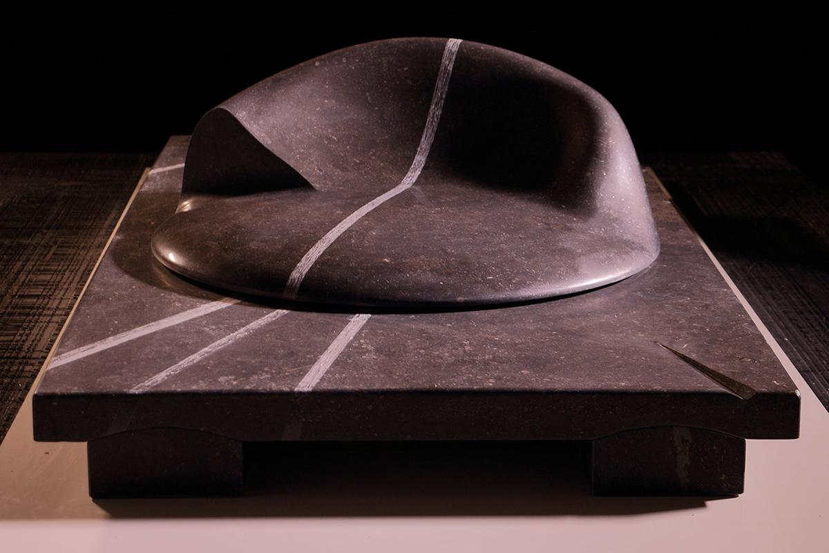 Collection Roches Tournantes : une collaboration de Marbrerie Provençale avec Gaëtan Didier