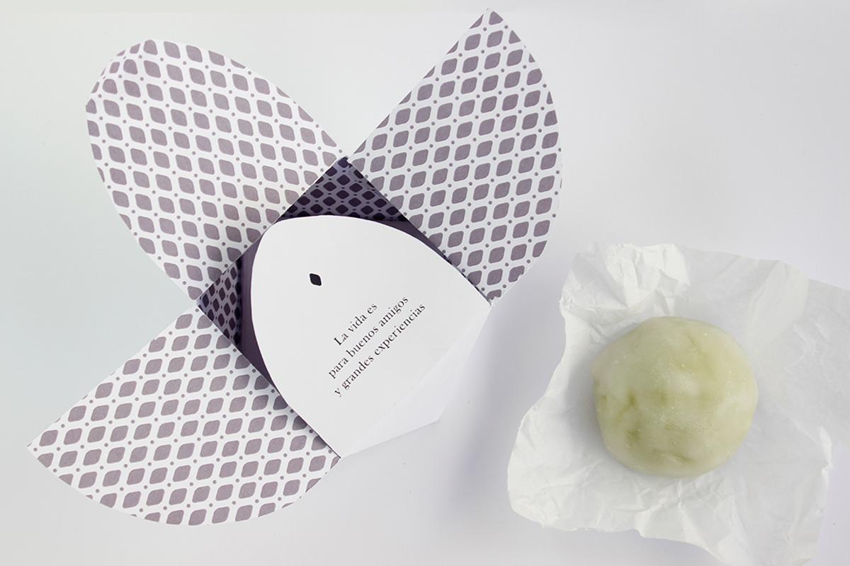 Packaging : Cocoon l'emballage géométrique des étudiantes de l'école ElisavaPack