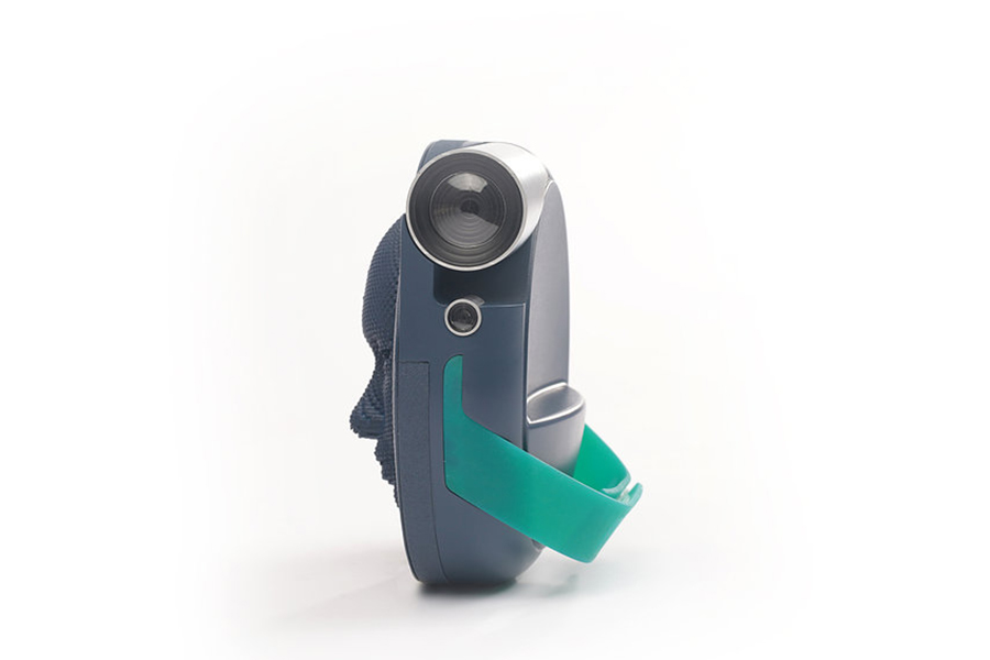 2C3D, la caméra tactile du studio Oren Geva Industrial Design