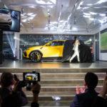 A la découverte de l'URUS par Lamborghini