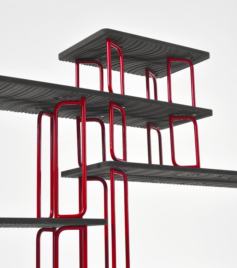 FACTO la bibliothèque modulable par Rémi Casado