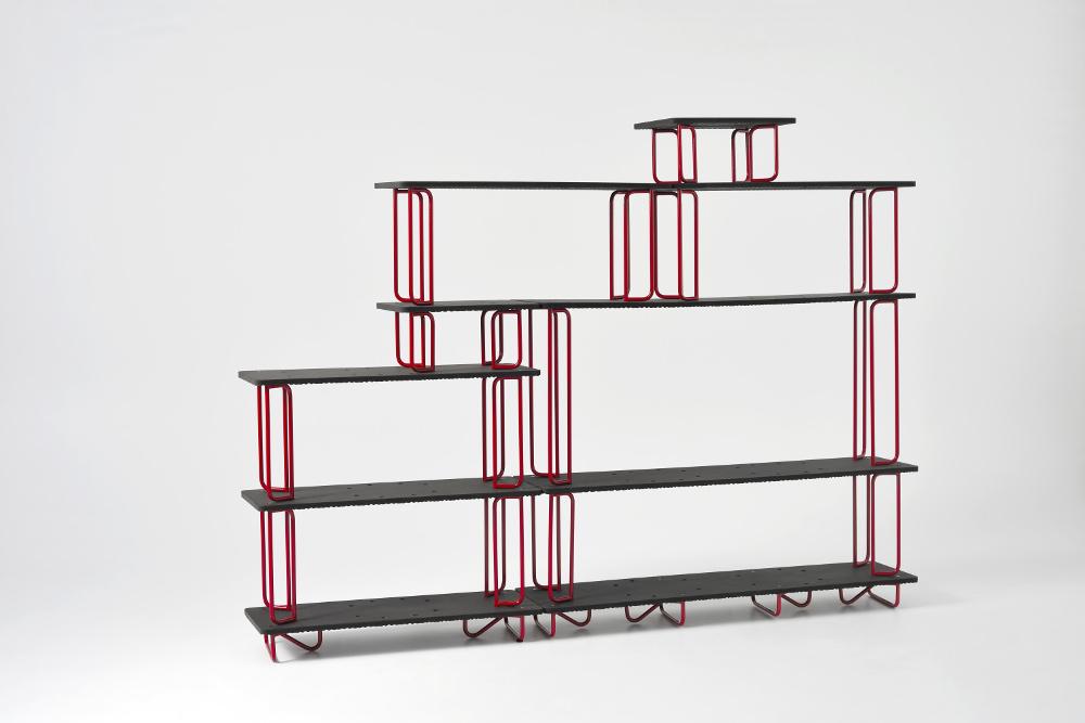 facto la biblioth que modulable par r mi casado blog esprit design. Black Bedroom Furniture Sets. Home Design Ideas
