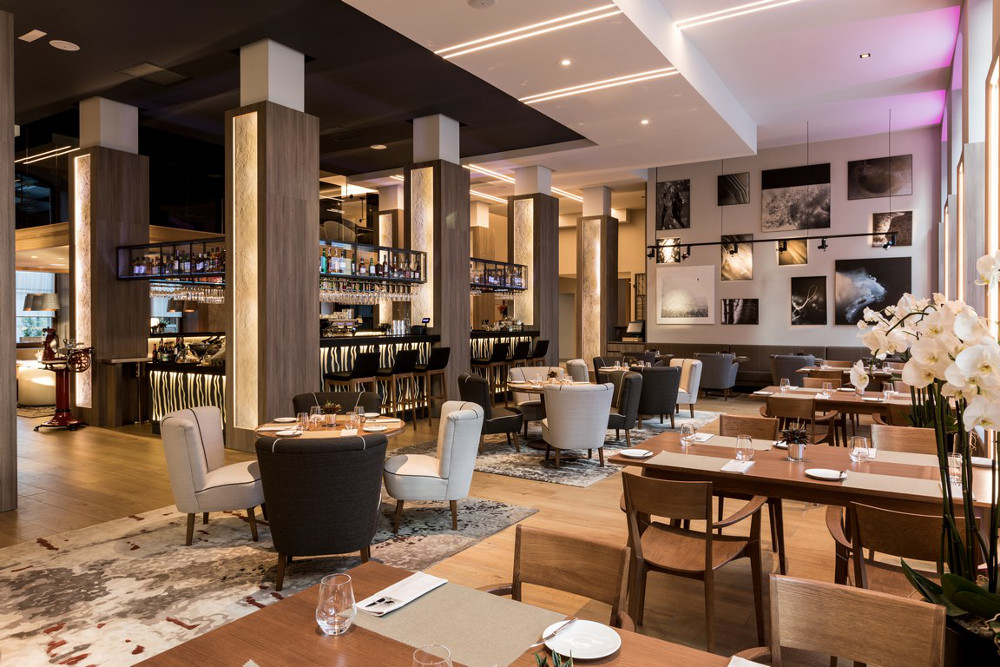 RESTAURACJA WROC?AW – AC HOTEL BY MARRIOTT - Prix RESTAURANT