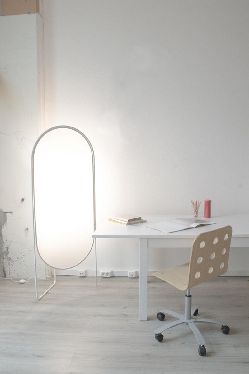 Zoom sur le design de Marija Dondovic exposé à la ToolsGalerie