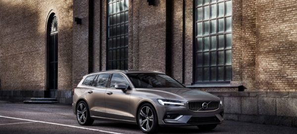 Nouveau break V60 Volvo : « bye bye le break cubique de tonton Gunder »
