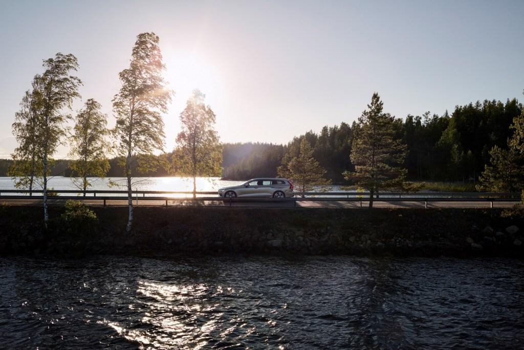 Nouveau break V60 Volvo