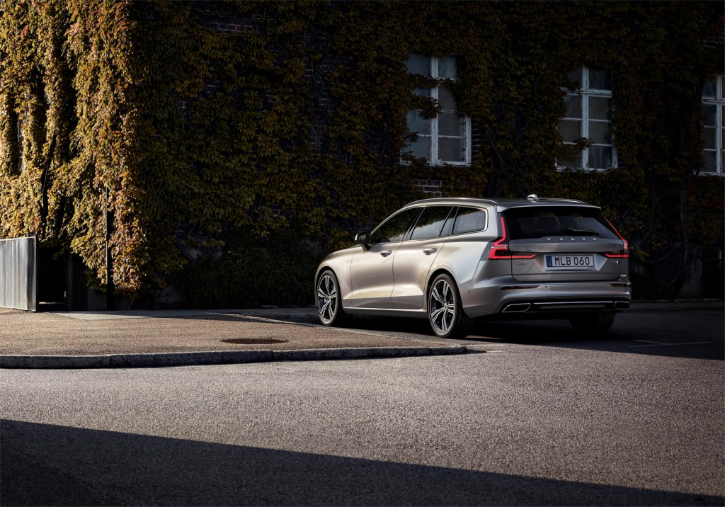Nouveau break V60 Volvo