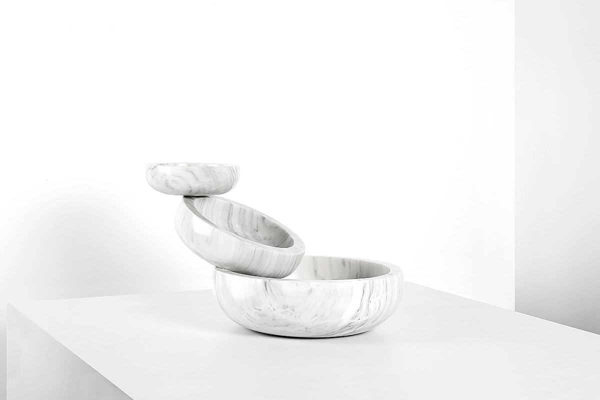La collection architecturale Balance signée Joel Escalona