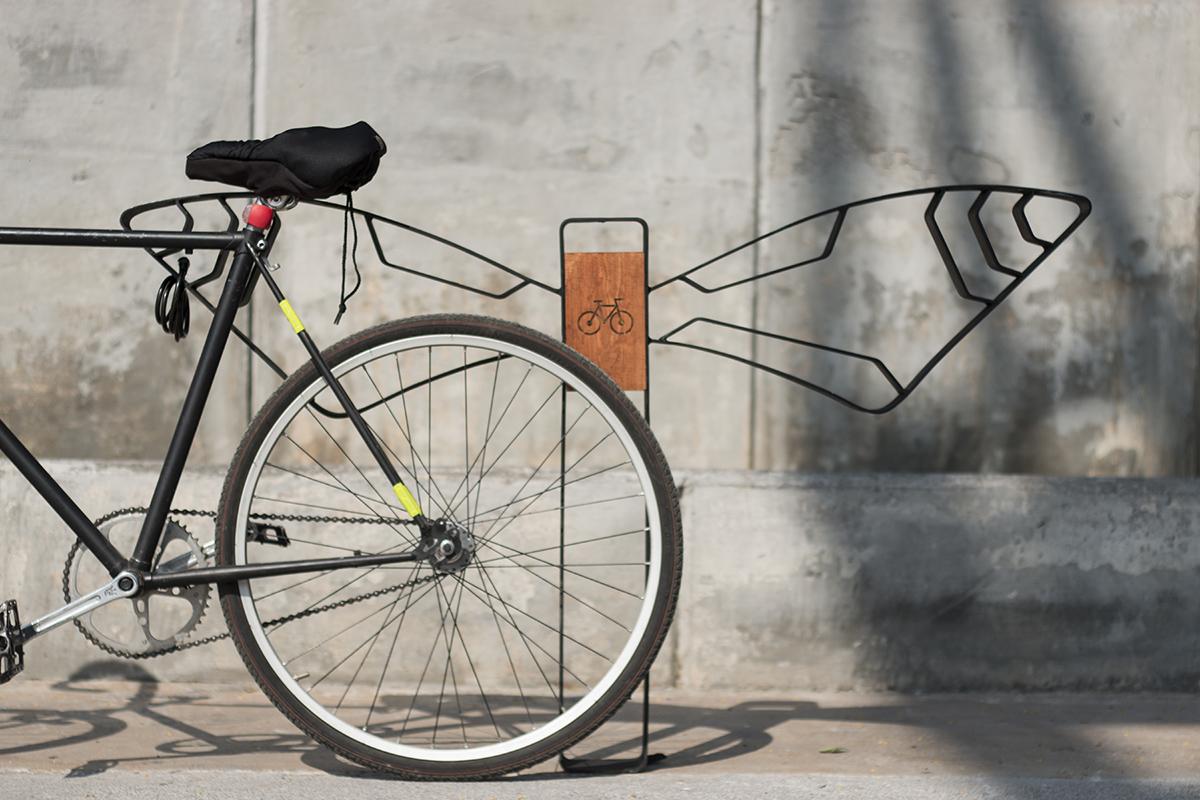 Interview : Monarca Bike Parking d'Arturio Soria, Bruno Buentello et Edgardo Vasquez