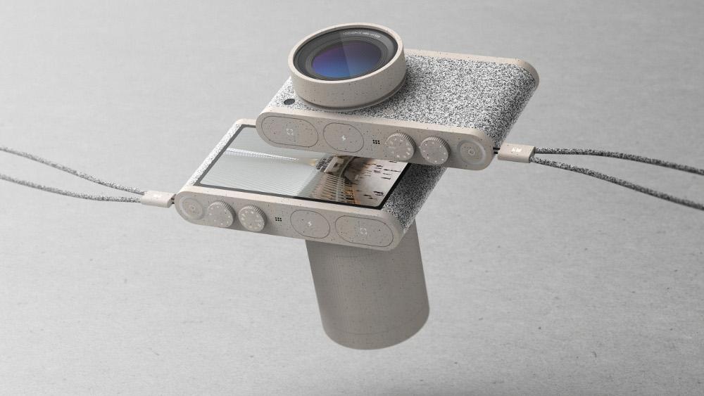 .IMG l'appareil photo inspirant par Abidur Chowdhury
