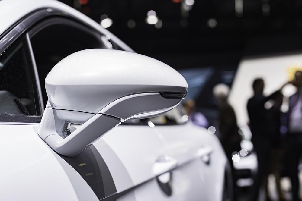 Porsche Panorama hybride