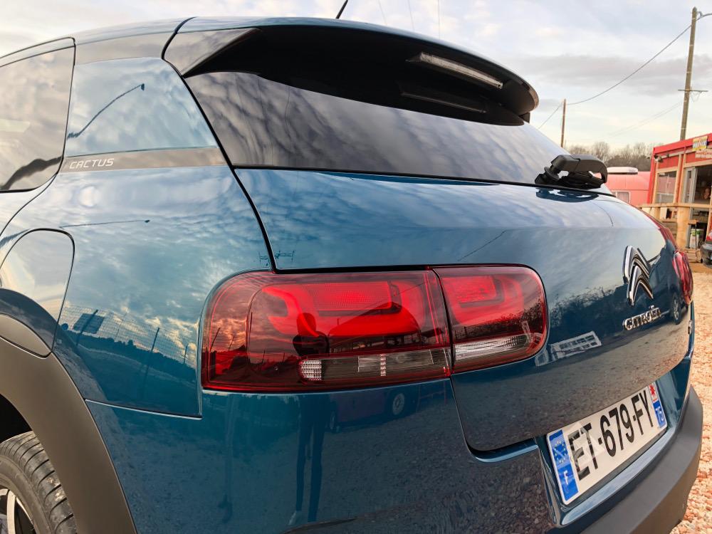 Test drive : Nouvelle C4 Cactus Citroën