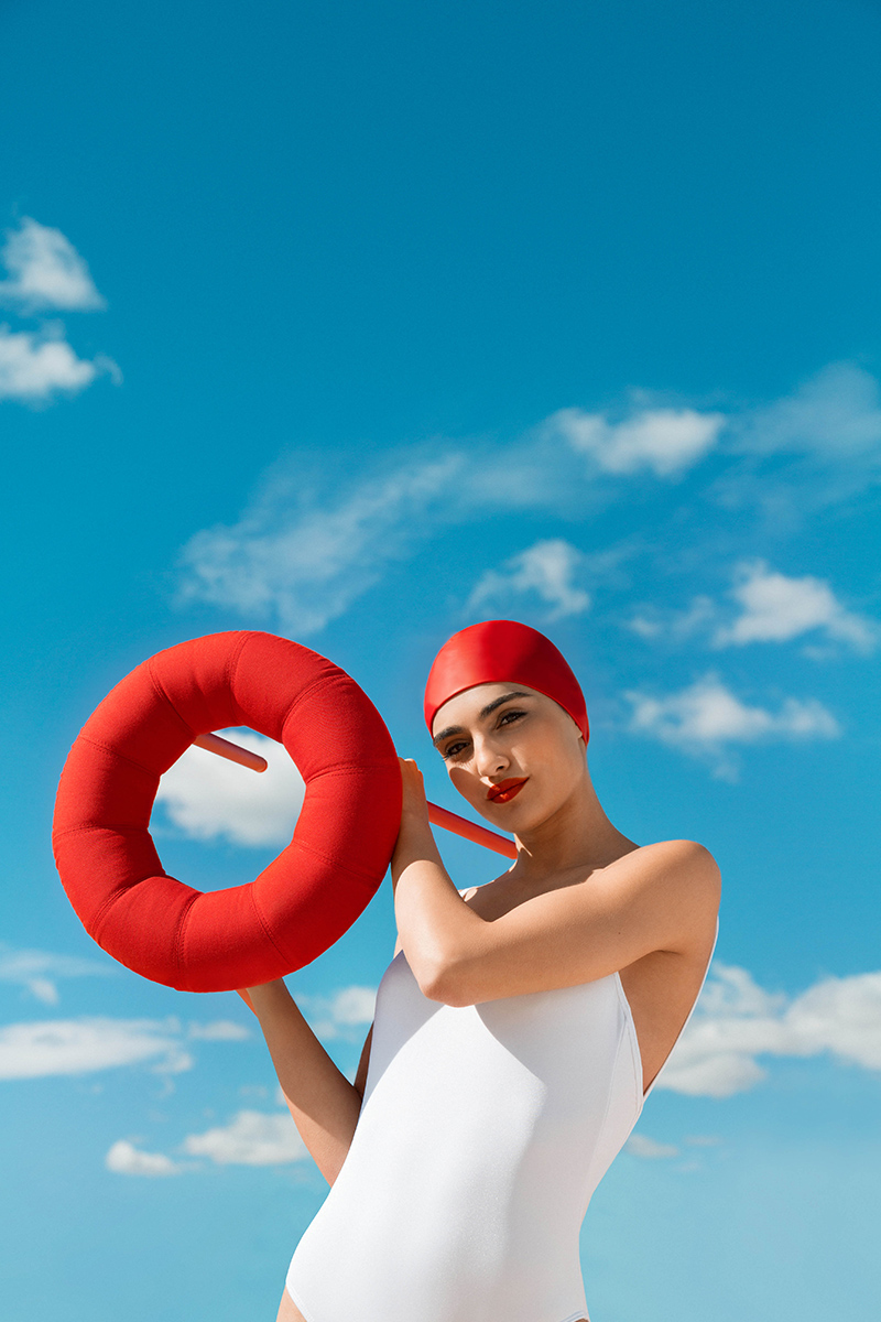Mikiya Kobayashi signe le tabouret Donut pour la marque Diabla