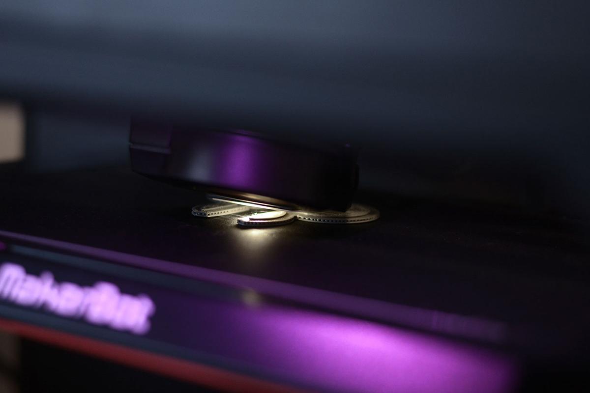 La montre minimaliste et personnalisable Nivå par le studio Fiftythreedesign