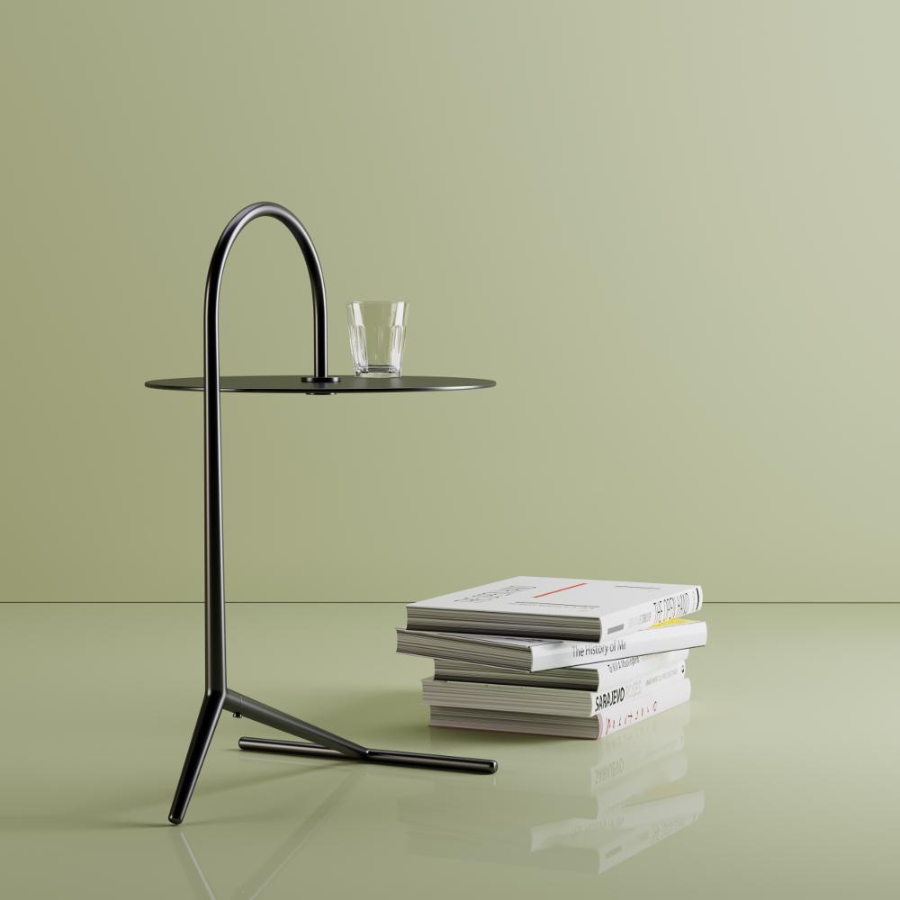 MELT table en suspension par OITO Studio