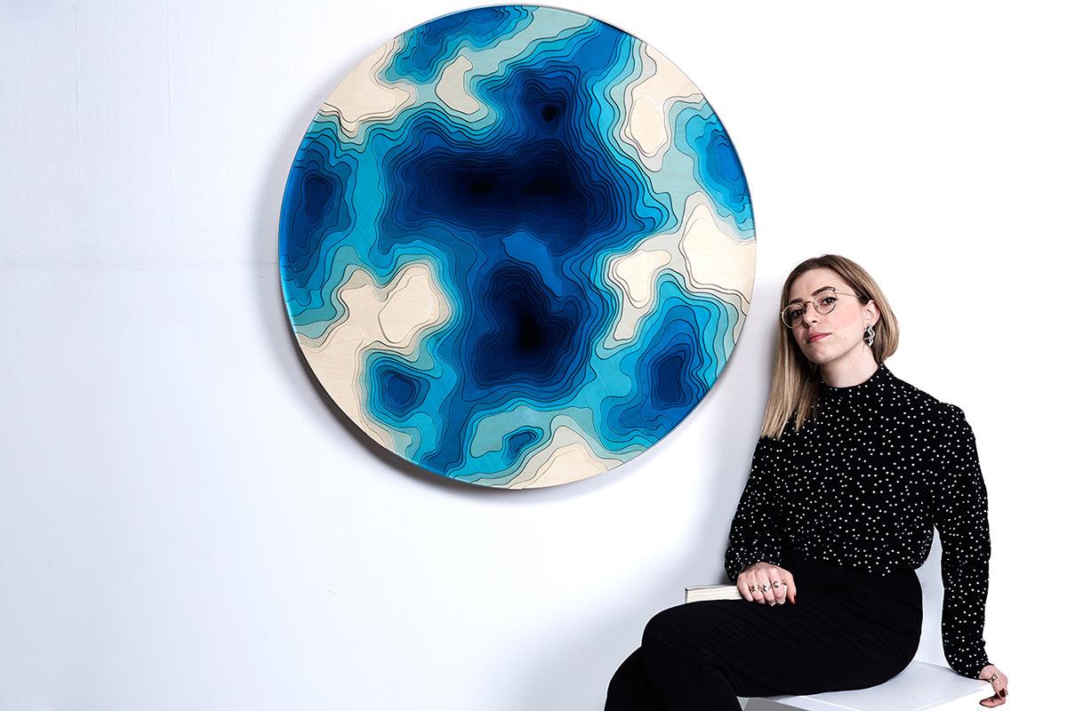 Duffy London présente la décoration murale Abyss