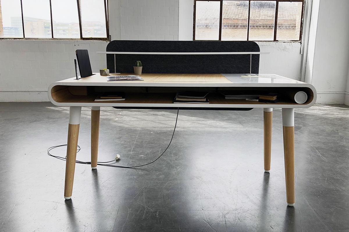 Projet etudiant k llen eget l 39 espace de travail for Mobilier bureau etudiant