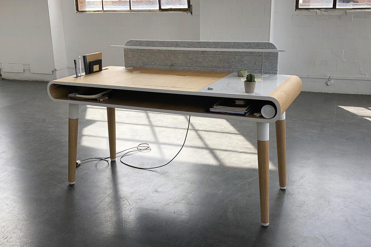 Projet Etudiant : Kollen Eget, l'espace de travail innovant