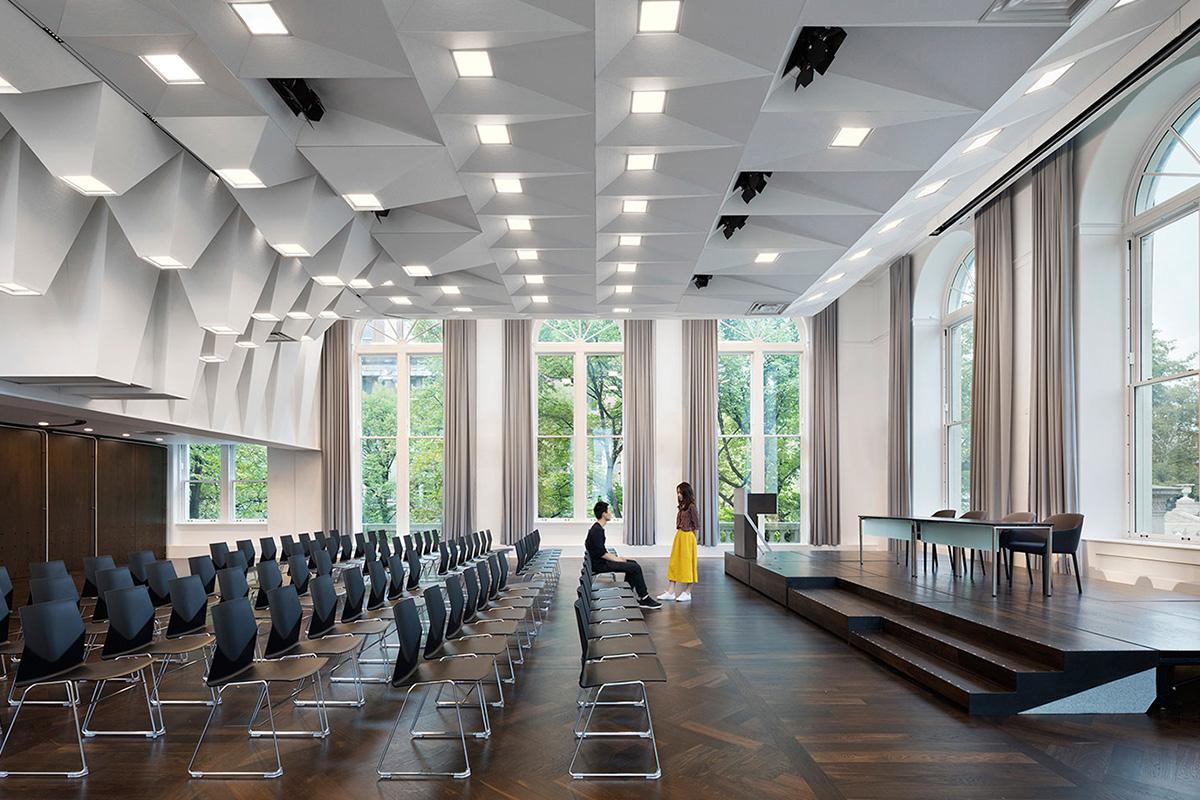 Joseph D. Jamail Lecture Hall, un projet signé Ltl Architects