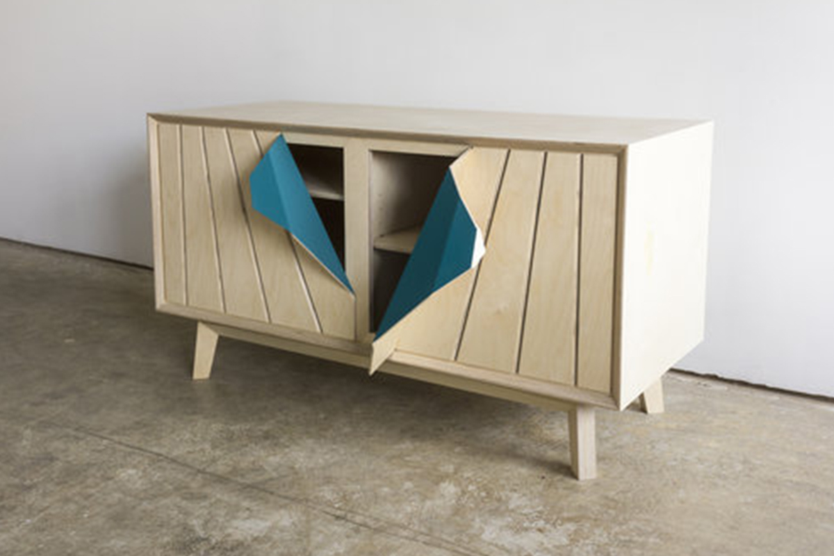 Peel, la collection de mobilier signée Leah Amick