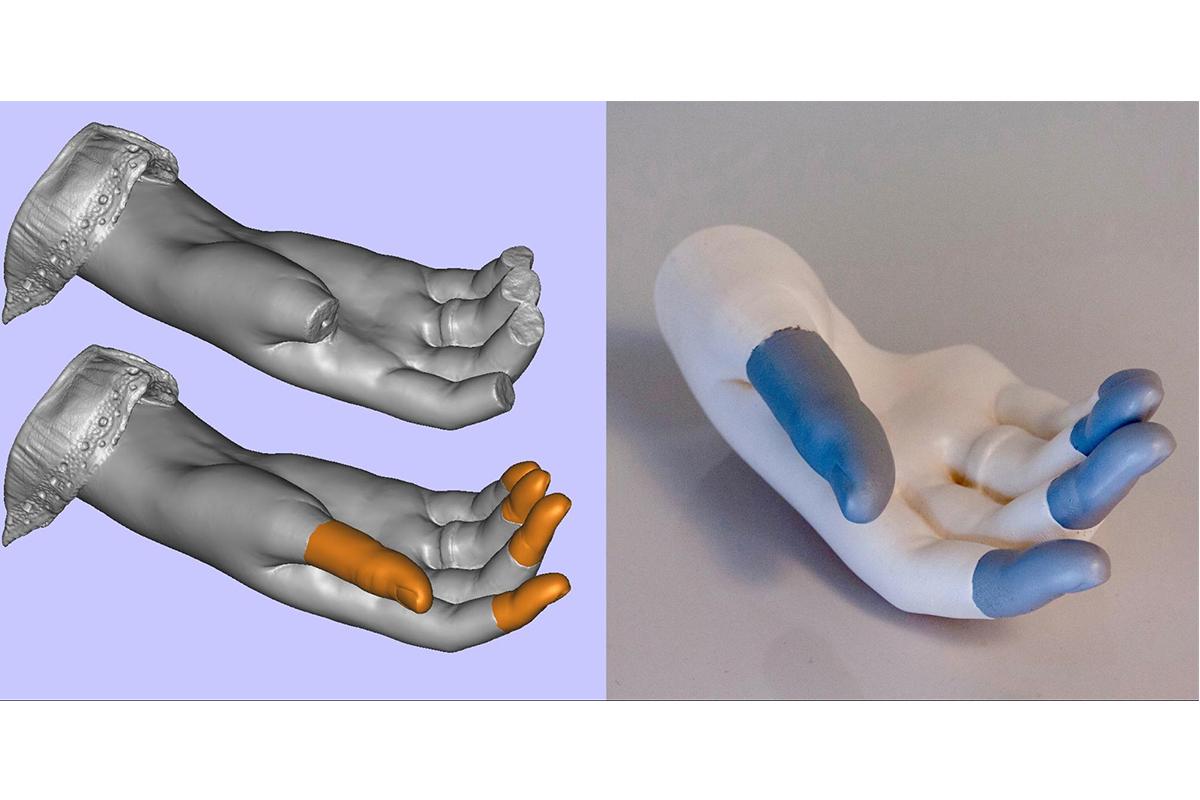 Interview : Mattia Marcante restaure des oeuvres des antiquités grâce à l'impression 3D Formlabs