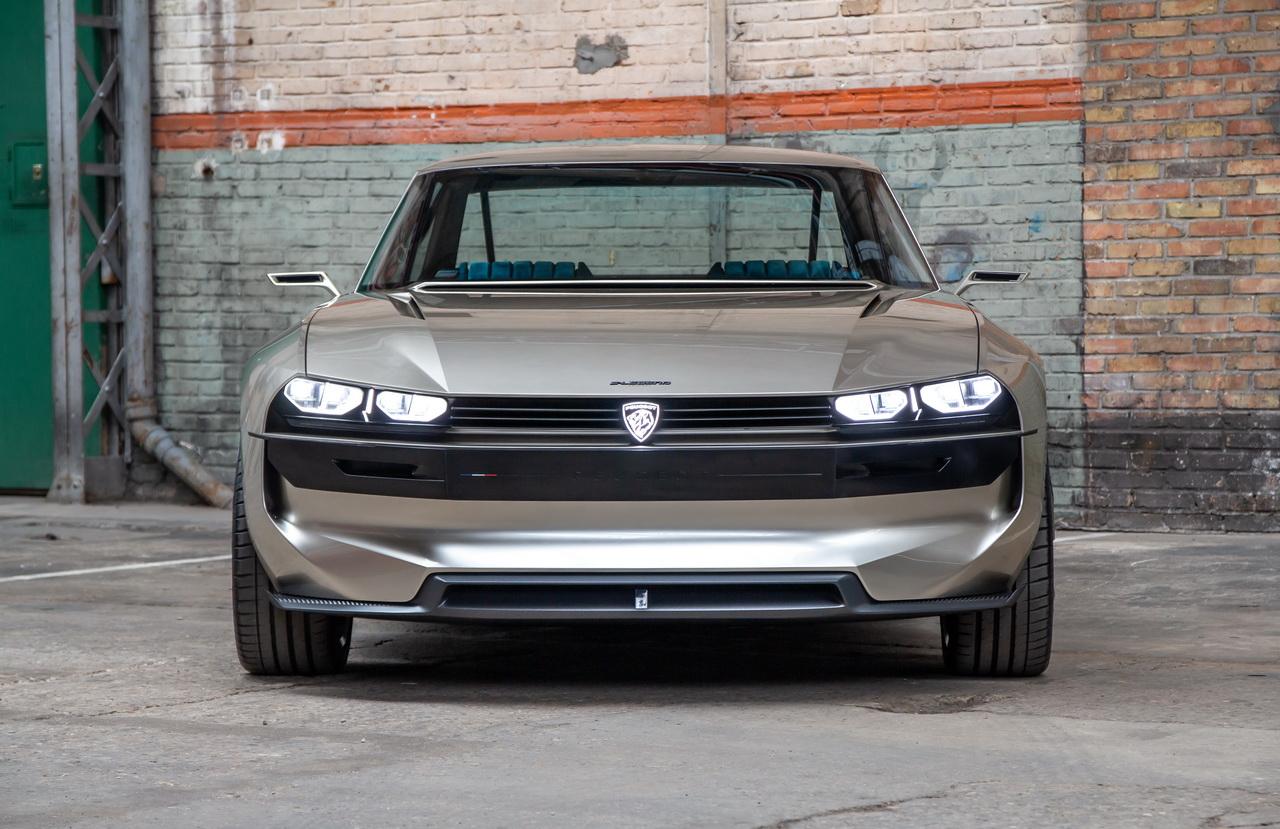 E Legend Concept La Nouvelle 504 Par Peugeot Blog Esprit Design
