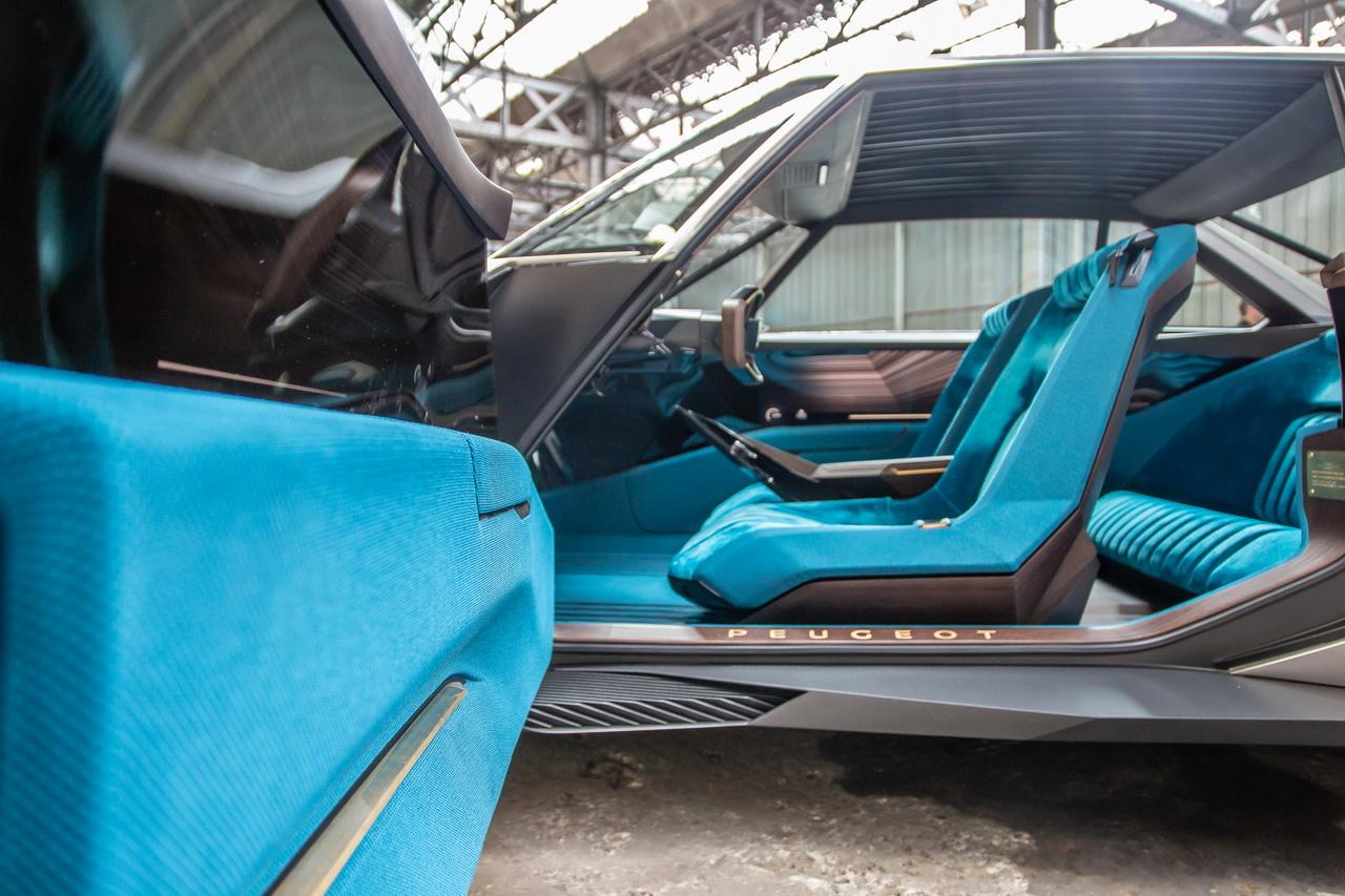 E-Legend Concept la nouvelle 504 par Peugeot