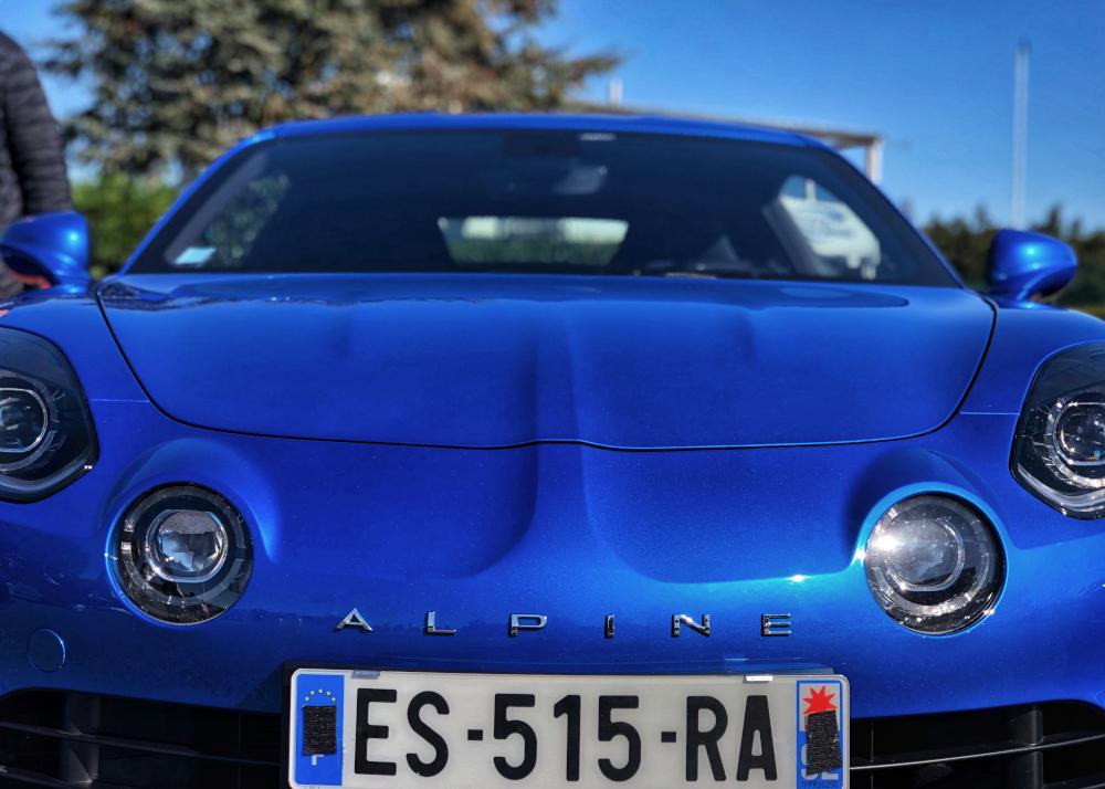 Nouvelle Alpine A110, un challenge à relever !