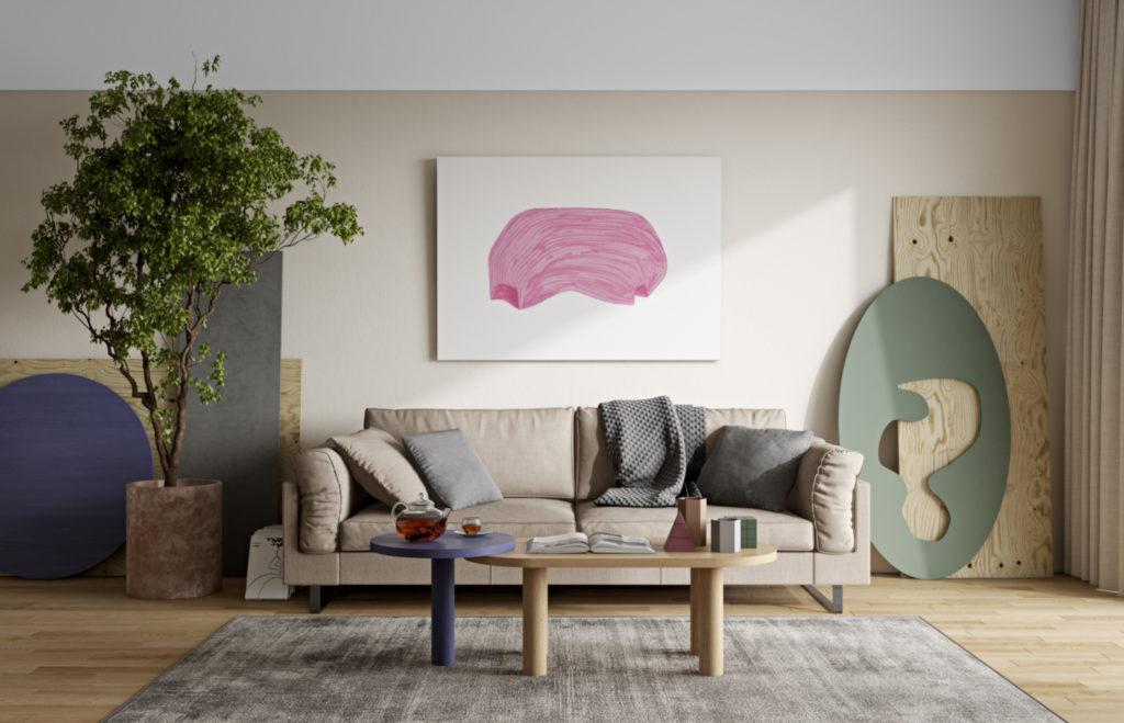 Elephant coffee table par Pavel Vetrov