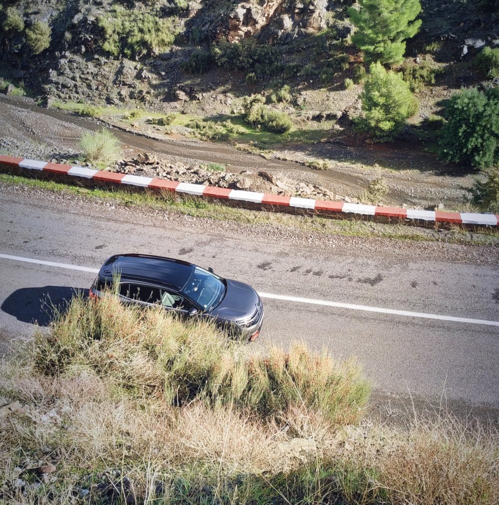 Reportage : Nouveau Citroën C5 AIRCROSS