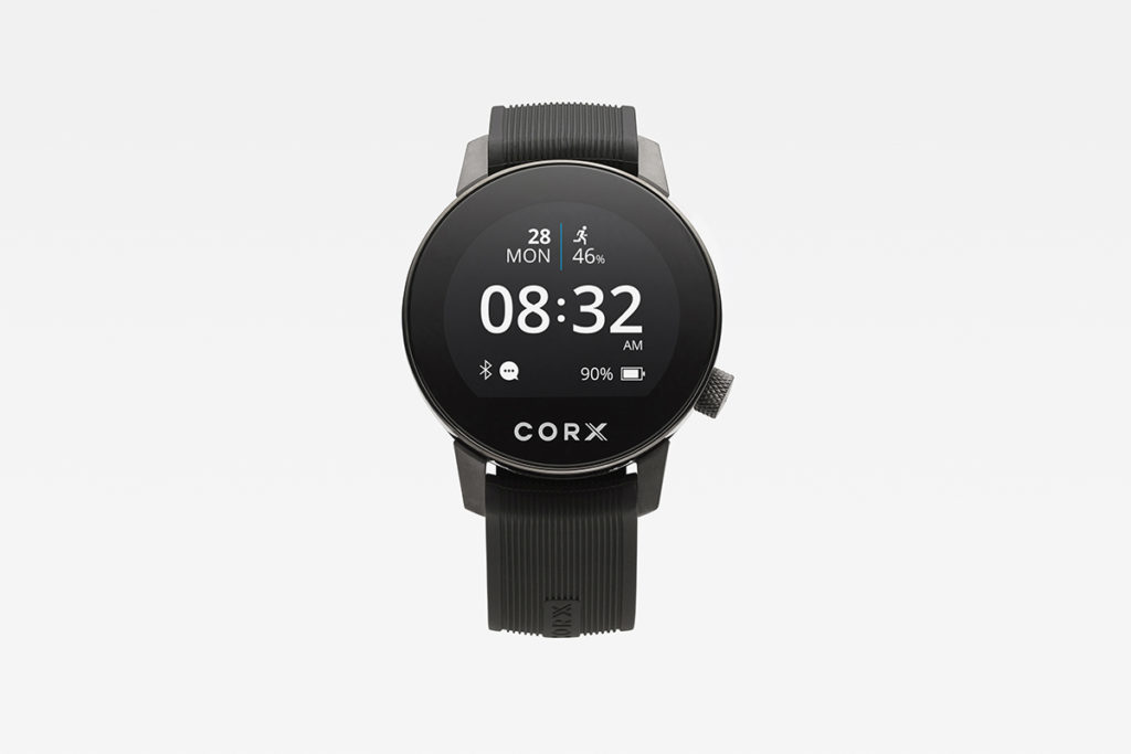Corx, la smartwatch healthy de Ponti Design Studio