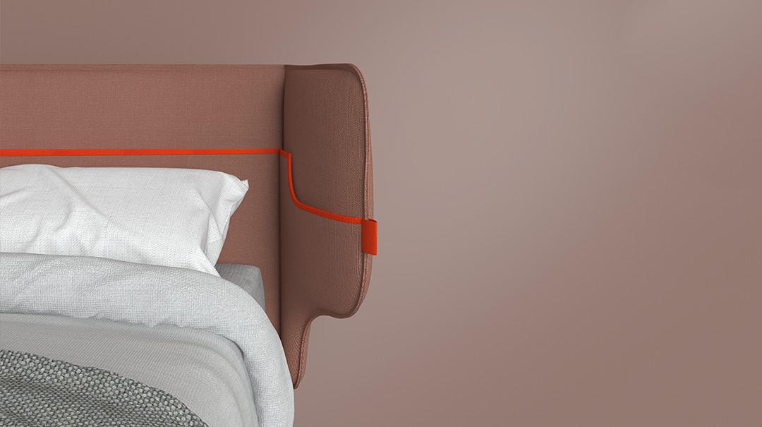 CUDDLE le lit câlin par le studio WA+CH