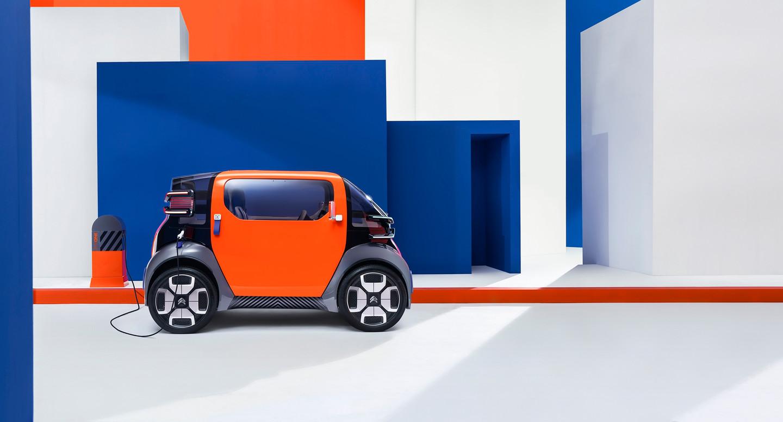 Quand Citroën rencontre Damien Béal - ami one concept