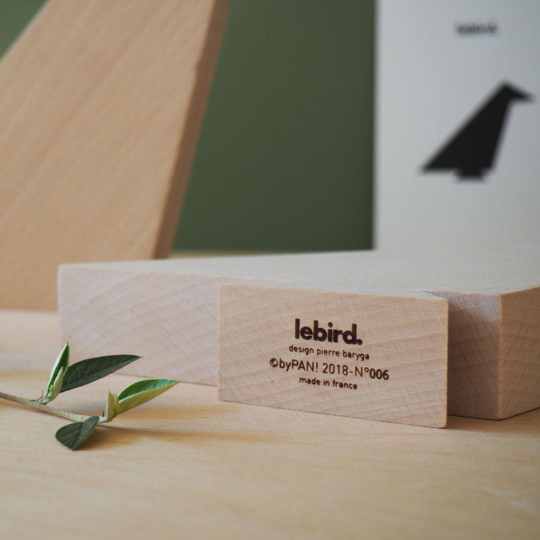 Lebird oiseau d'intérieur par Pierre Baryga