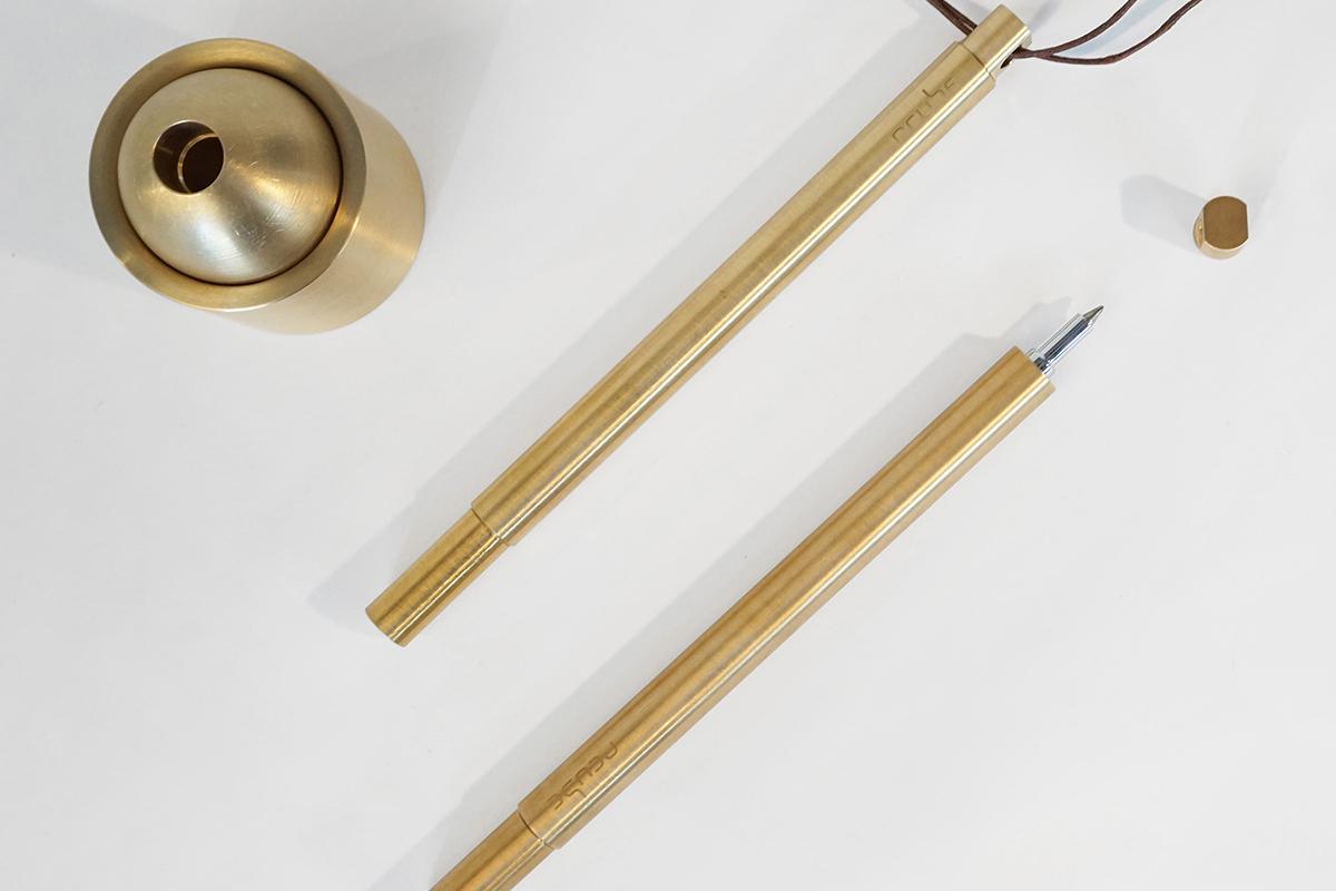 rcube design studio et ses accessoires minimalistes de bureau