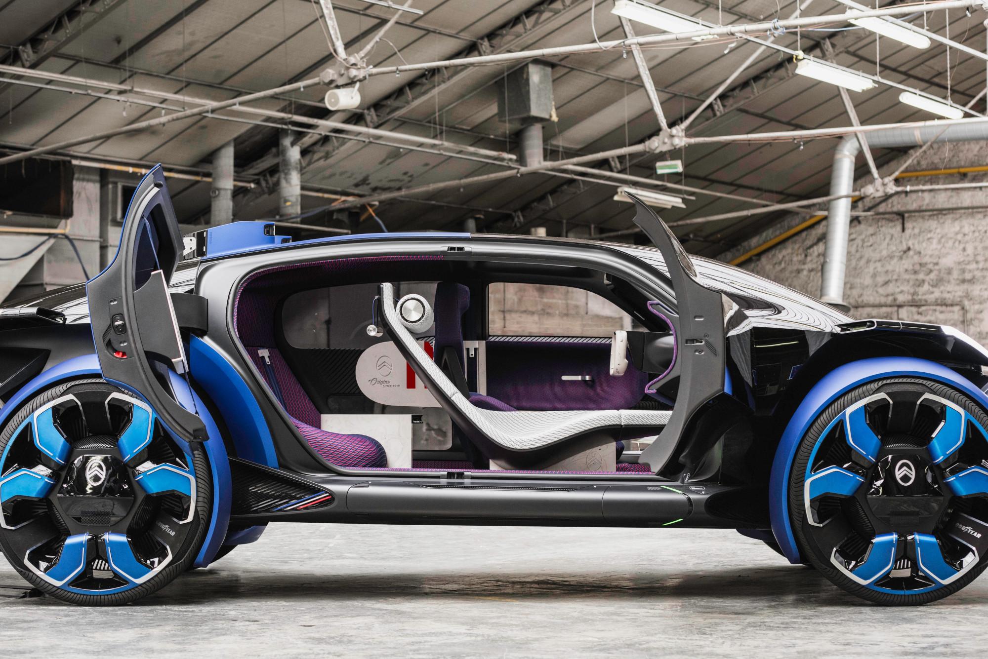Concept Car : Citroën dévoile le 19_19 CONCEPT