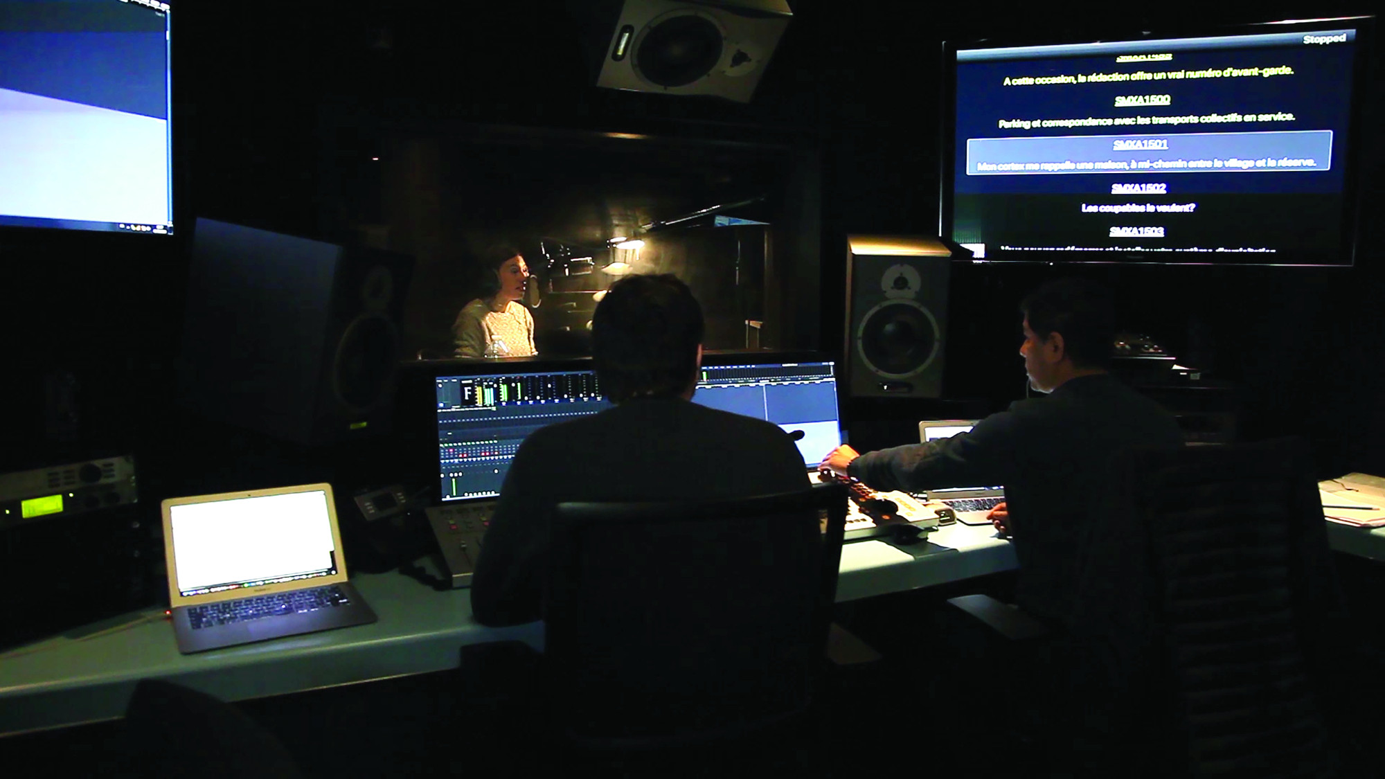 Interview : Pascal Taillard, designer sonore chez Orange