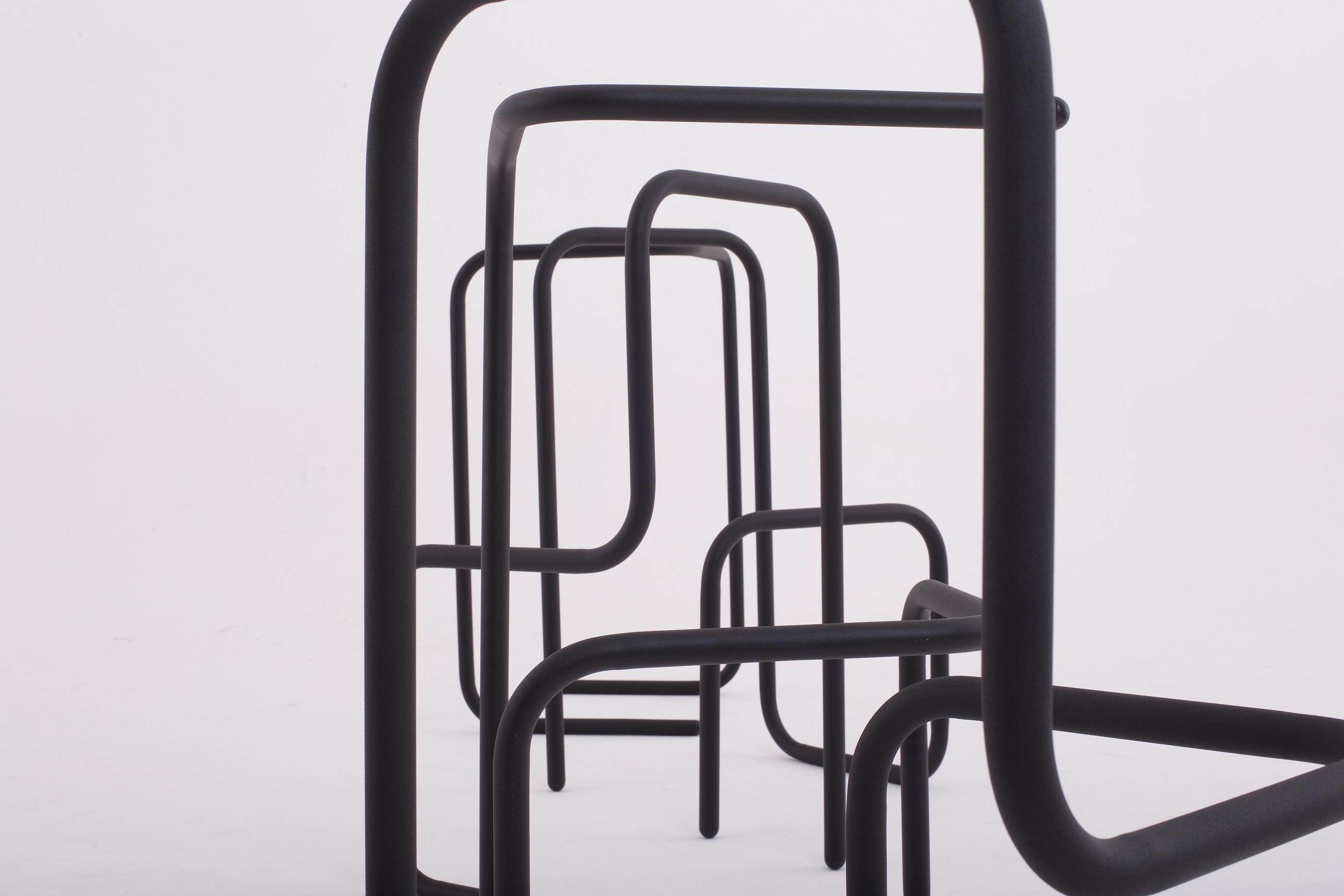 Furnitype le mobilier esquisse par Marta Adamkowska
