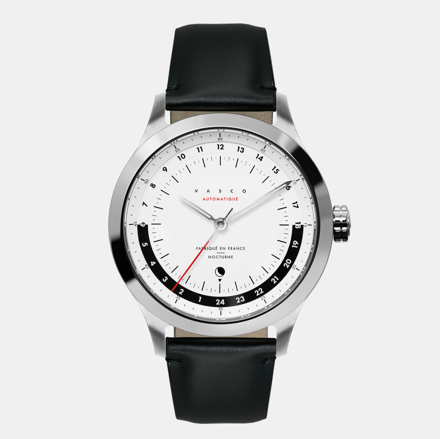 Crowdfunding : Montres VASCO en version automatique
