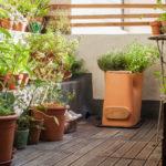 Crowdfunding : Transfarmers le Pot de Fleurs Composteur