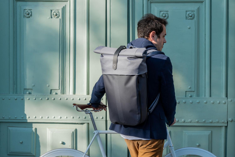 Crowdfunding : le sac à dos augmenté par Fil&Fog