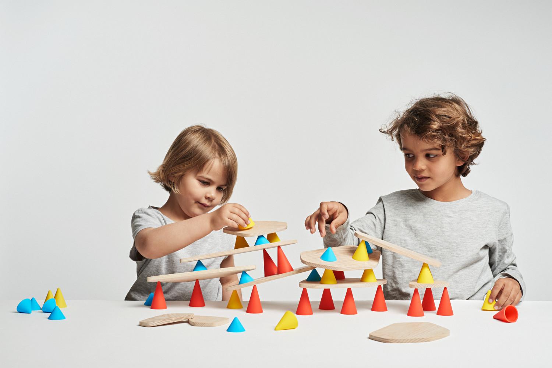 PIKS jeux de concentration par OPPI pour petits et grands